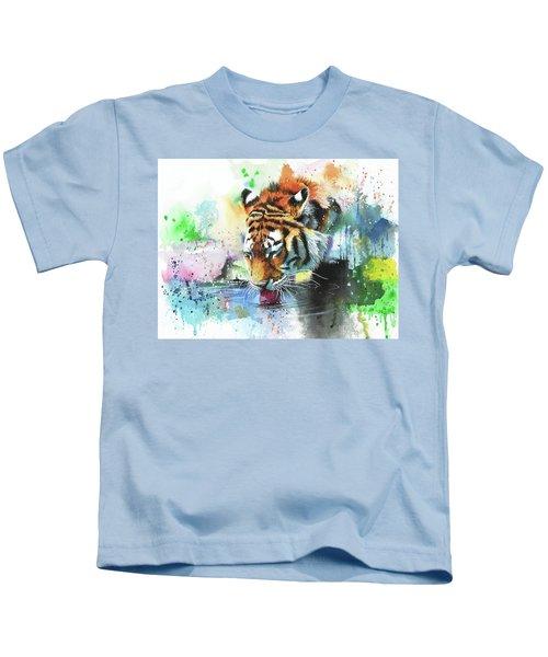 Dousing The Fire Kids T-Shirt