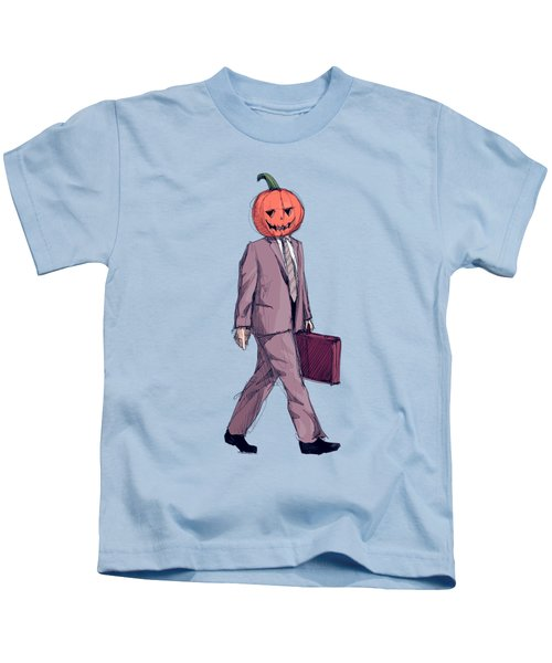 Dwight Halloween Kids T-Shirt