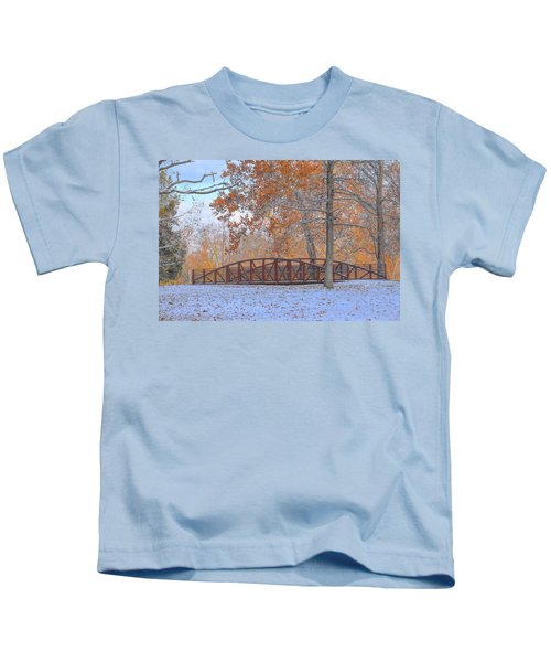 Early Snow Kids T-Shirt