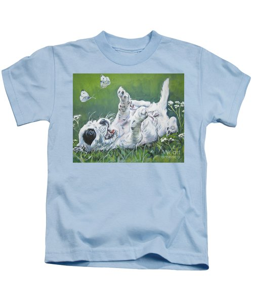 English Setter Kids T-Shirts | Fine Art America