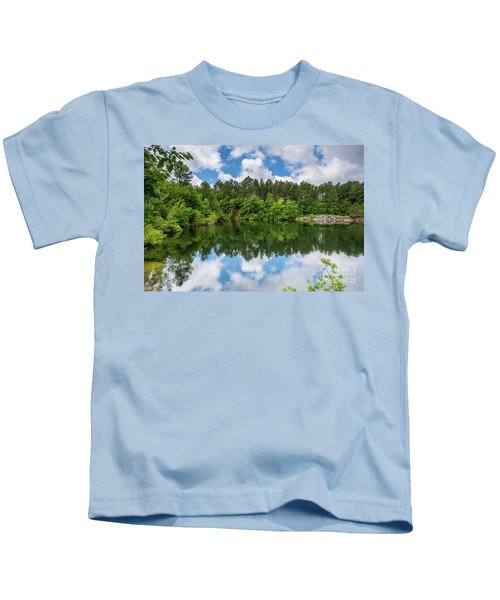 Euchee Creek Park - Grovetown Trails Near Augusta Ga 1 Kids T-Shirt