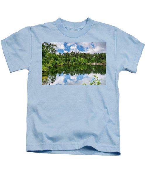 Euchee Creek Park - Grovetown Trails Near Augusta Ga 1 Kids T-Shirt
