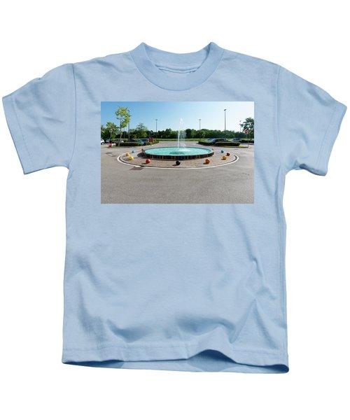 Euro New Topographics 18 Kids T-Shirt