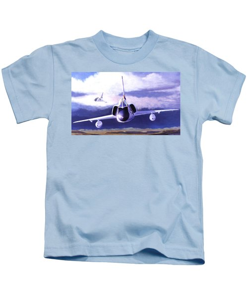 F-106a Head-on Kids T-Shirt
