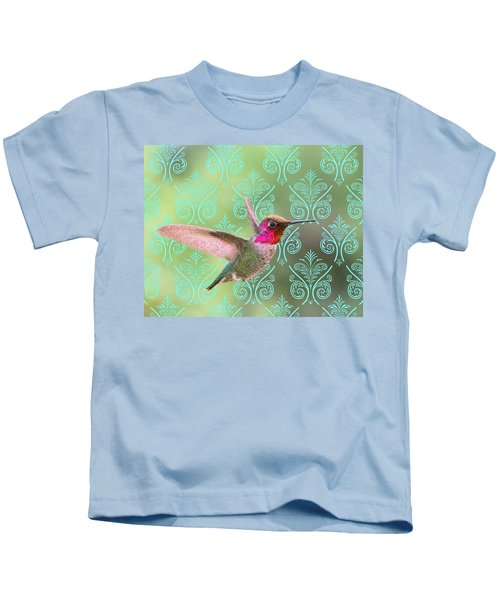 Fancy Too Kids T-Shirt