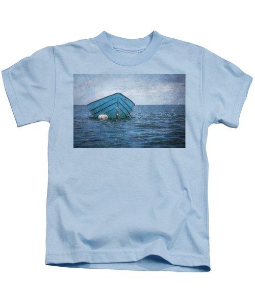 Feel The Blues Kids T-Shirt