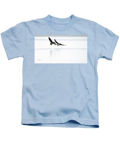 Flight Maneuvers Kids T-Shirt
