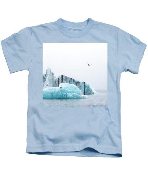 Floating Giants Kids T-Shirt