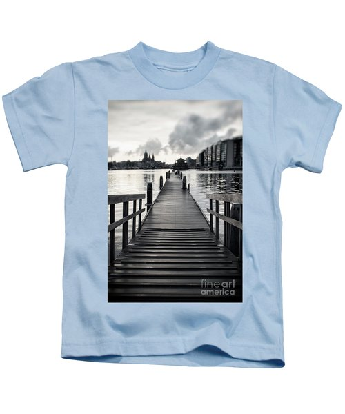 From The Solid Ground... Kids T-Shirt
