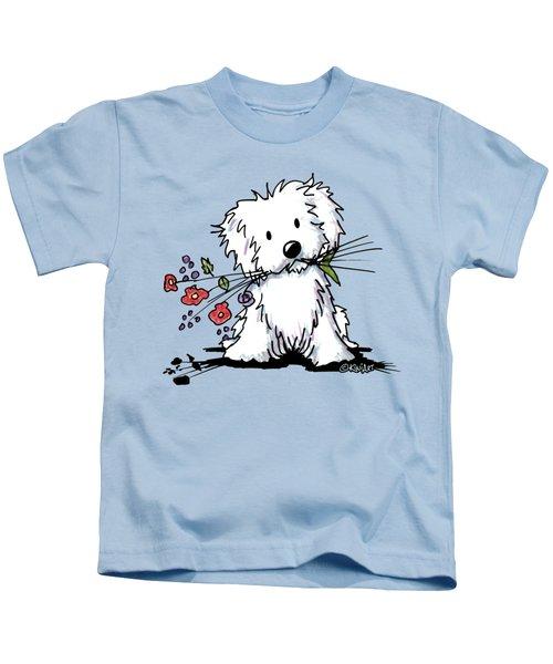 Garden Helper Kids T-Shirt