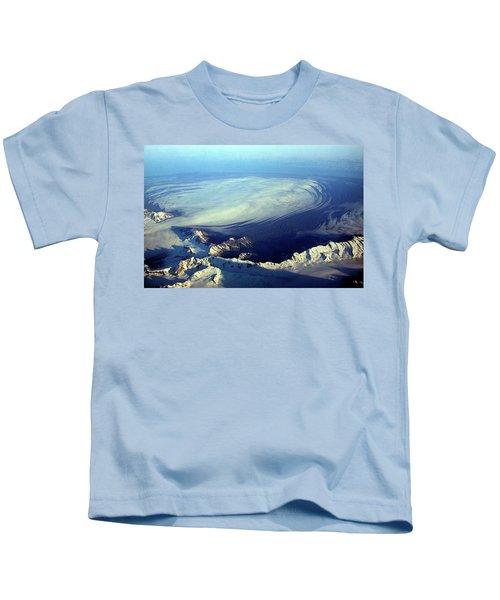 Glacier Pushes Out Kids T-Shirt
