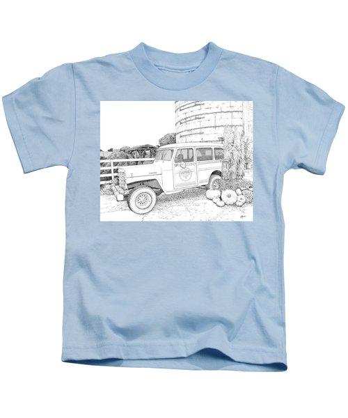 Harvest At Magnolia - Ink Kids T-Shirt