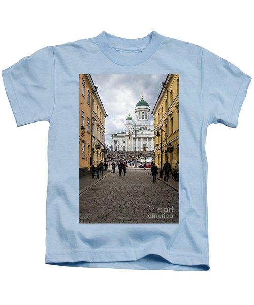 Helsinki Streets Kids T-Shirt