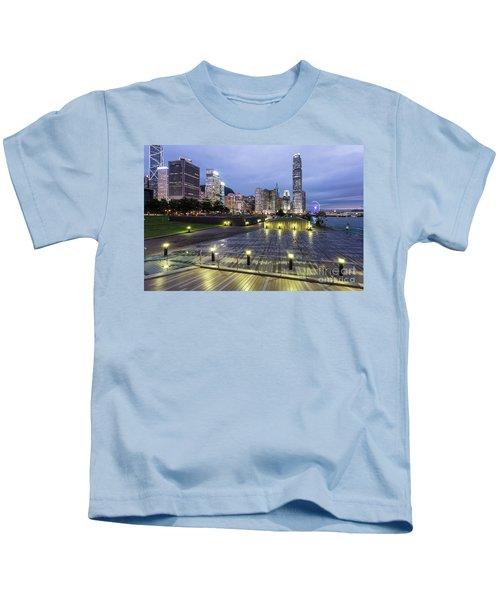 Hong Kong Twilight Kids T-Shirt