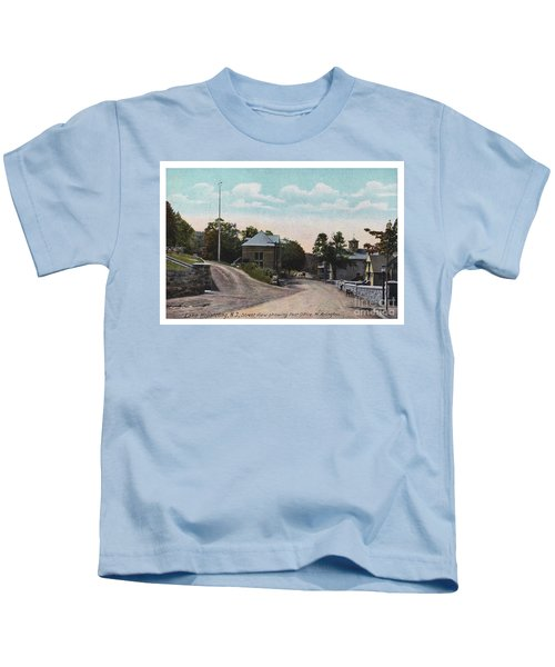 Howard Blvd. Mount Arlington Kids T-Shirt