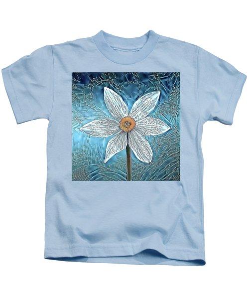 Ice Ornithogalum Kids T-Shirt