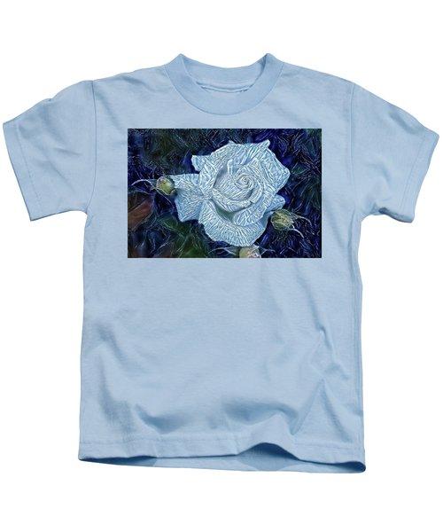 Ice Rose Kids T-Shirt