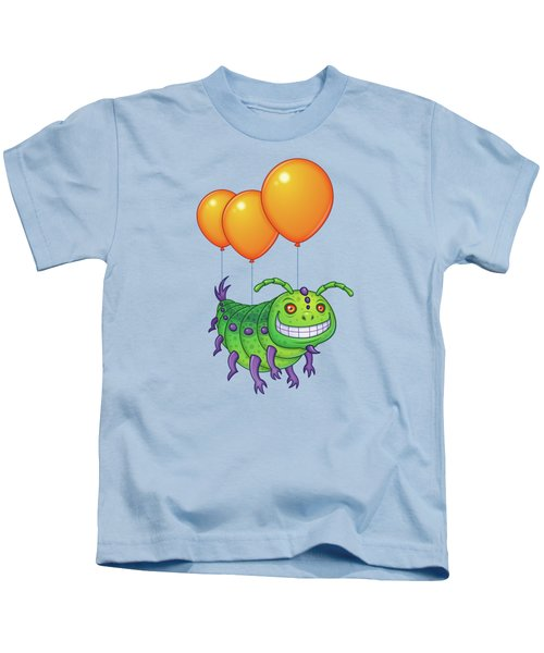 Impatient Caterpillar Kids T-Shirt