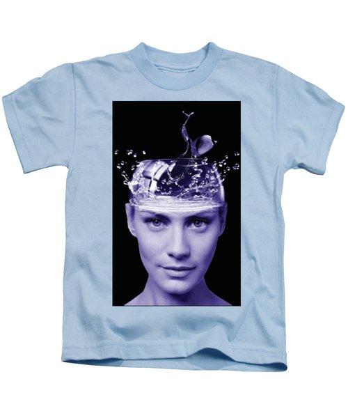 Jestful Water Drops  Kids T-Shirt