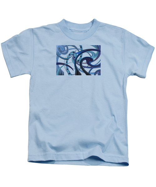 Jungle Blues Kids T-Shirt