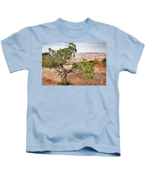 Juniper Over The Canyon Kids T-Shirt