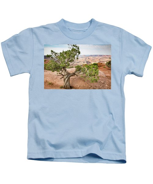 Juniper Over The Canyon Kids T-Shirt