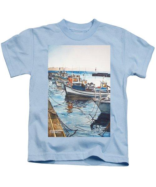Kalk Bay Morning Kids T-Shirt