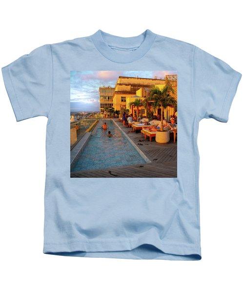 La Dolce Vita A Fera Palace Kids T-Shirt