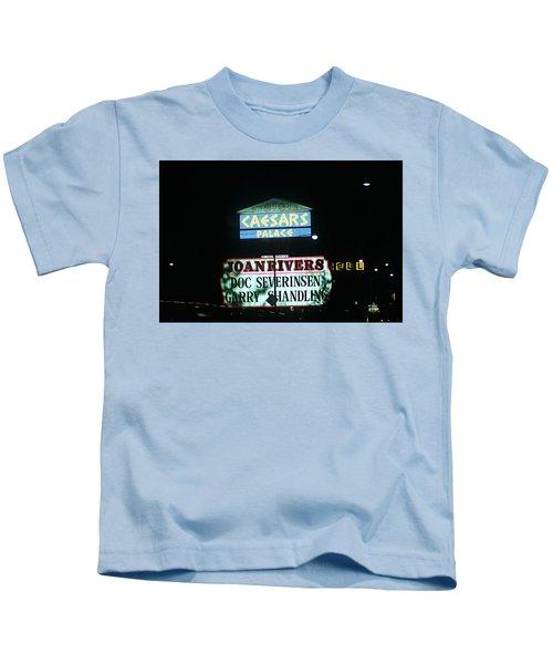 Las Vegas 1984 #10 Kids T-Shirt
