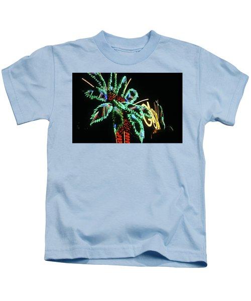 Las Vegas 1984 #9 Kids T-Shirt