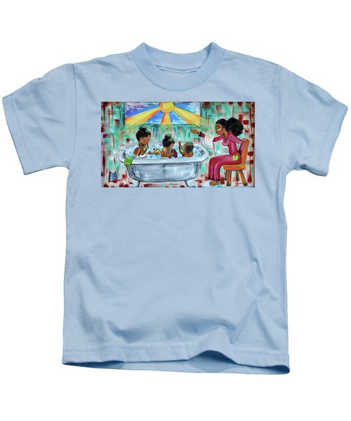 Lessons From Mommy Kids T-Shirt