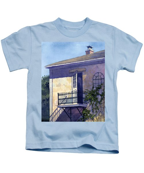 Letting The Morning In Kids T-Shirt