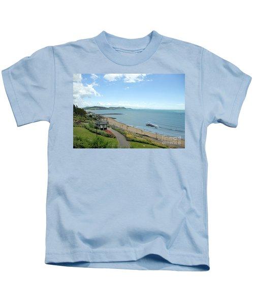 Lyme Bay, Dorset Kids T-Shirt