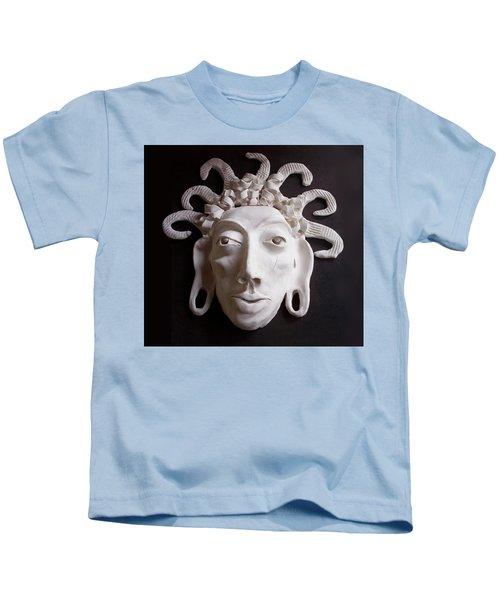 Mask The Aztec Kids T-Shirt