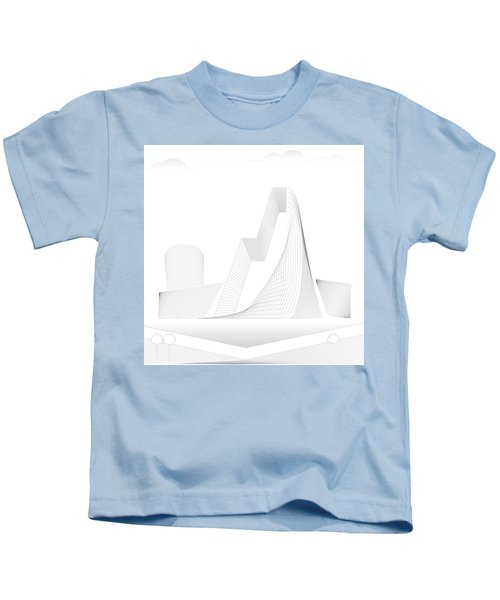 Mountain Gate Kids T-Shirt