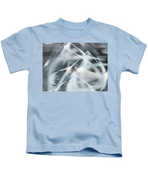 Mountains In The Mist Kids T-Shirt
