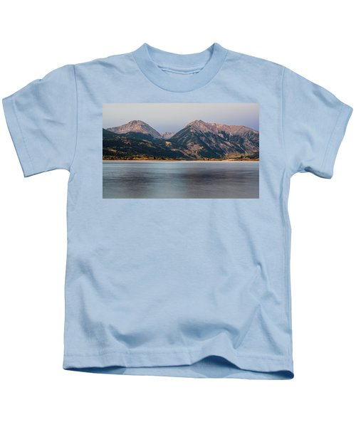 Mt Hope And Rinker Peak Kids T-Shirt