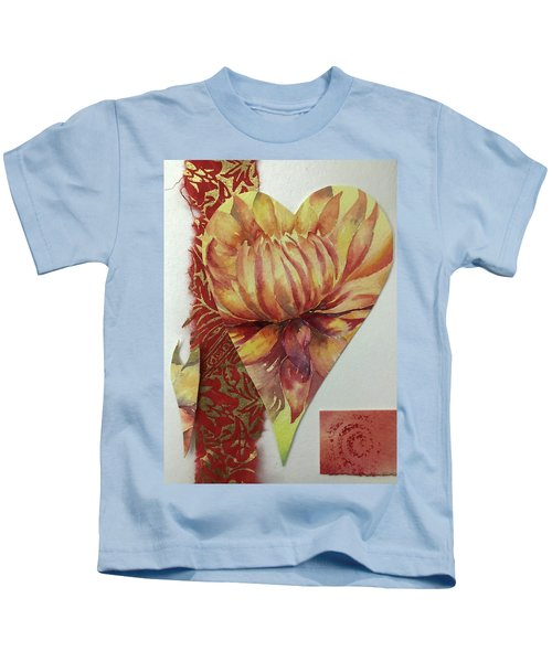 My Valentine Two Kids T-Shirt