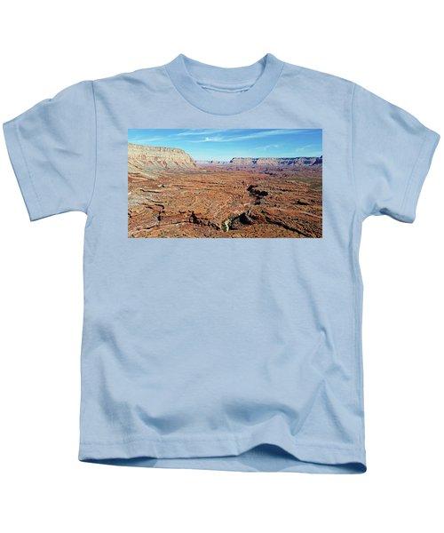 Mysterious Havasupai Canyon Kids T-Shirt
