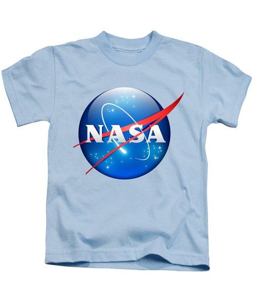 Nasa Logo T-shirt Kids T-Shirt