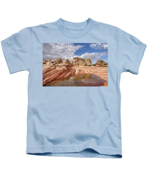 Natural Architecture Kids T-Shirt