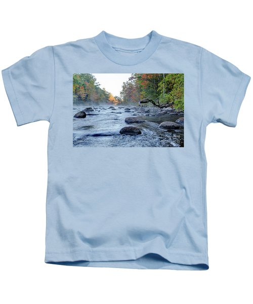 Near Riverton Kids T-Shirt