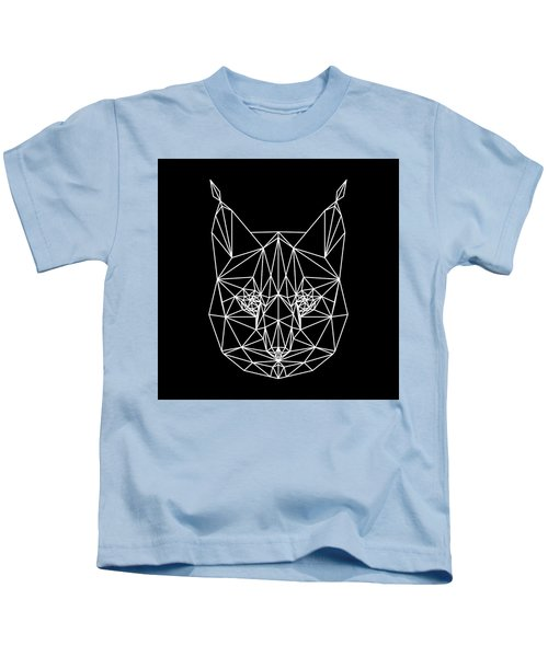 Night Bobcat Kids T-Shirt