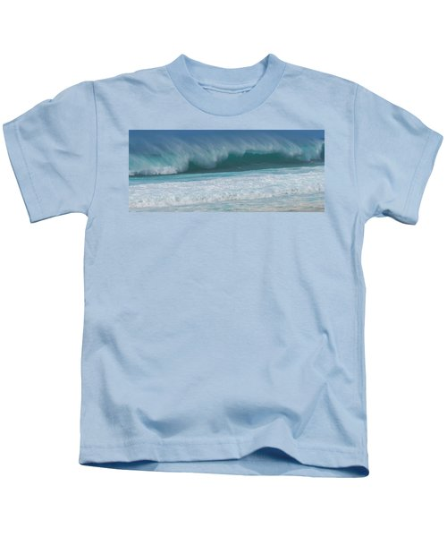 North Shore Surf's Up Kids T-Shirt