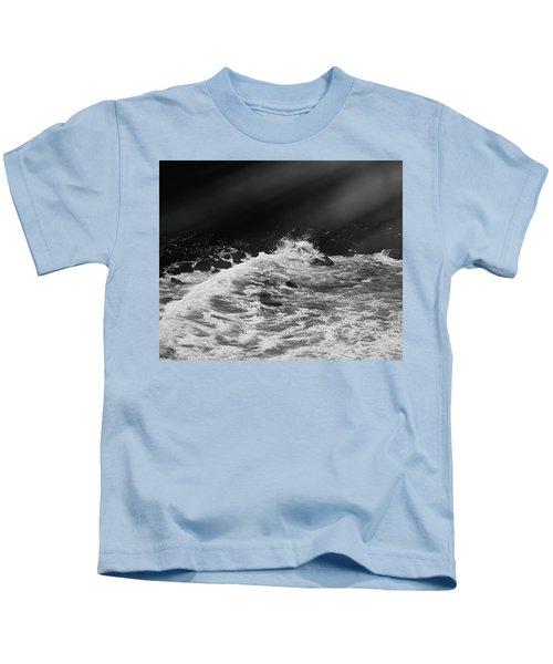 Ocean Memories Iv Kids T-Shirt