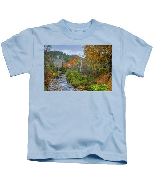 Old Mill New England Kids T-Shirt