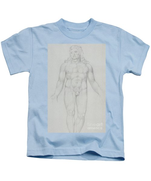 Old Parr When Young, 1820 Kids T-Shirt