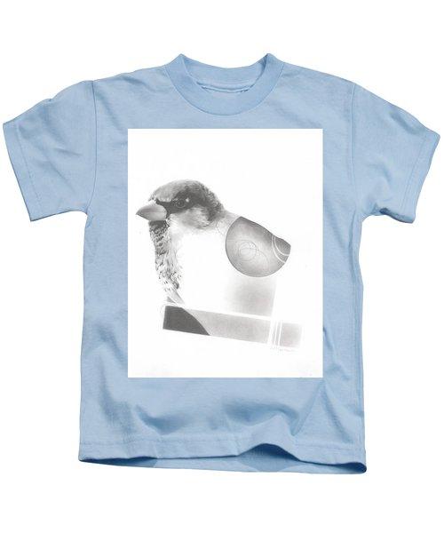 Orbit No. 7 Kids T-Shirt