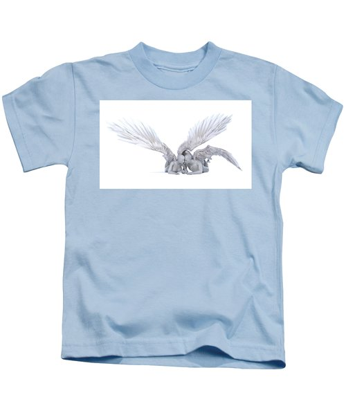 Poetic Love Kids T-Shirt