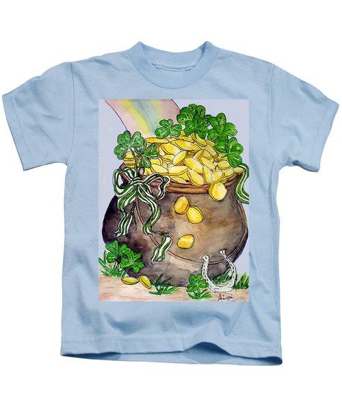 Pot-of-gold Kids T-Shirt